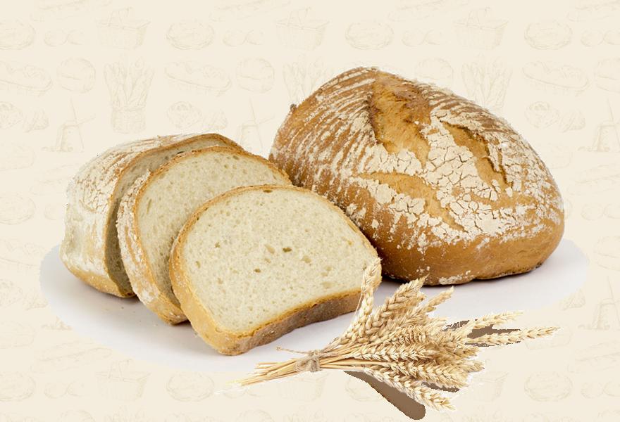 chleb Krakowski z mąką